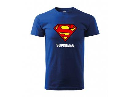 dada127014cc6 tricko modre superman