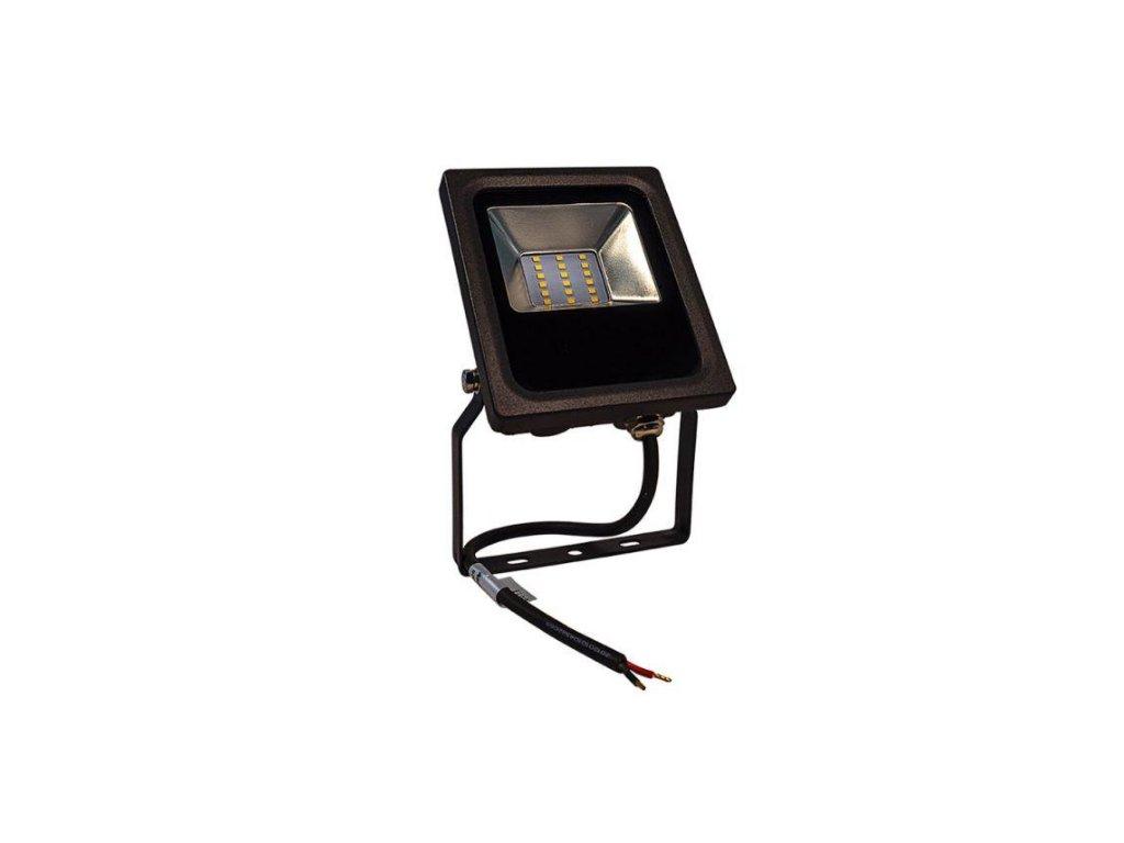 LED reflektor 10W, 12V, DC IP65