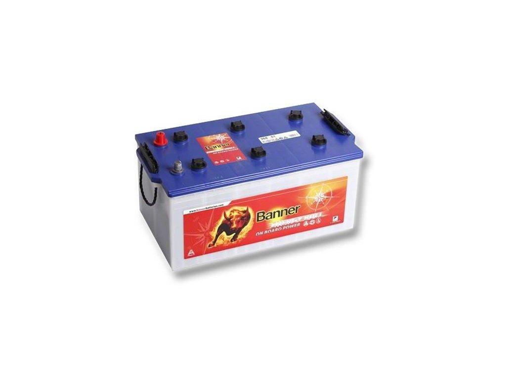 Solárna batéria Banner 230Ah Solar