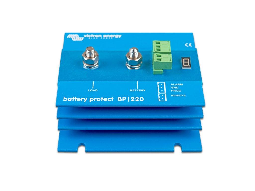 Ochrana baterií BP-220 12/24V
