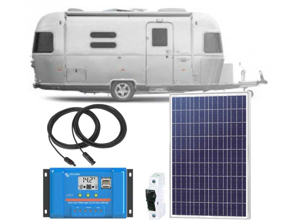 6977 O solarni sestava victron energy caravan 90wp