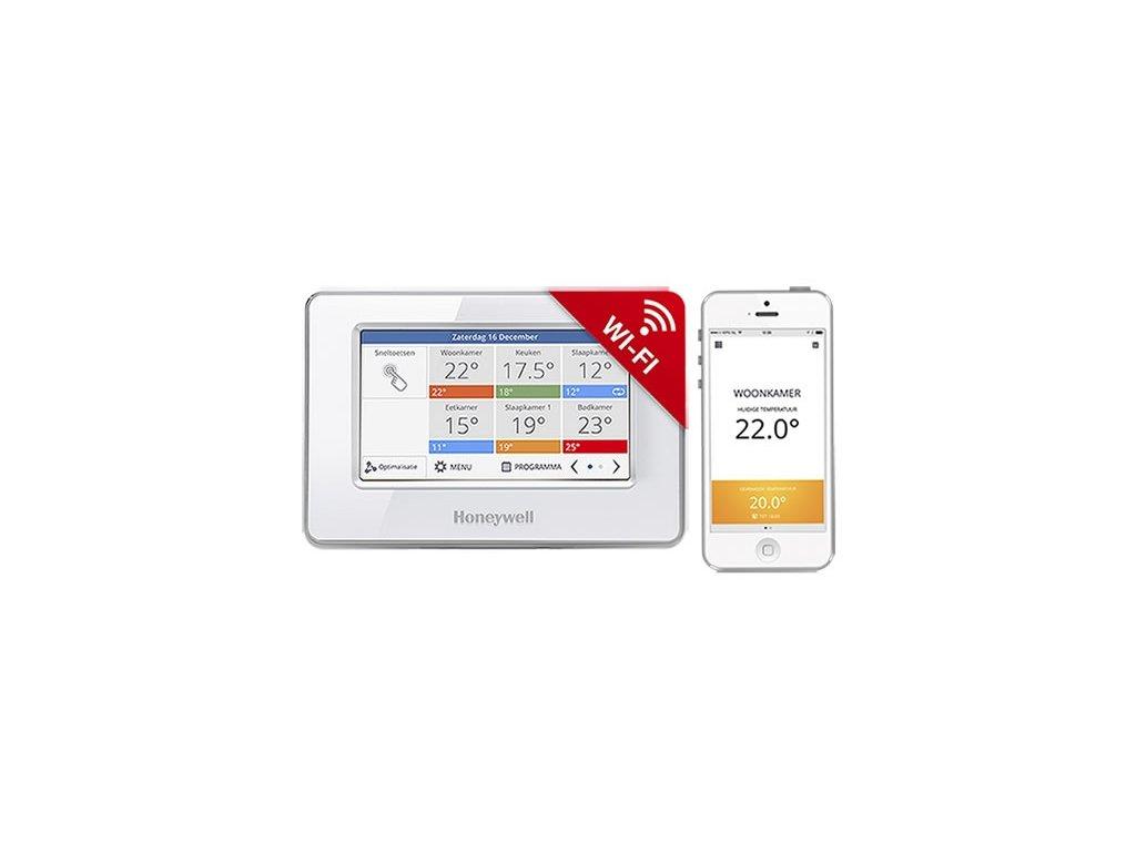 Riadiaca jednotka Evohome Touch Wifi Honeywell ATC928G3026