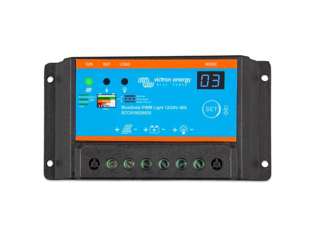 Solárný regulátor PWM Victron Energy 30A
