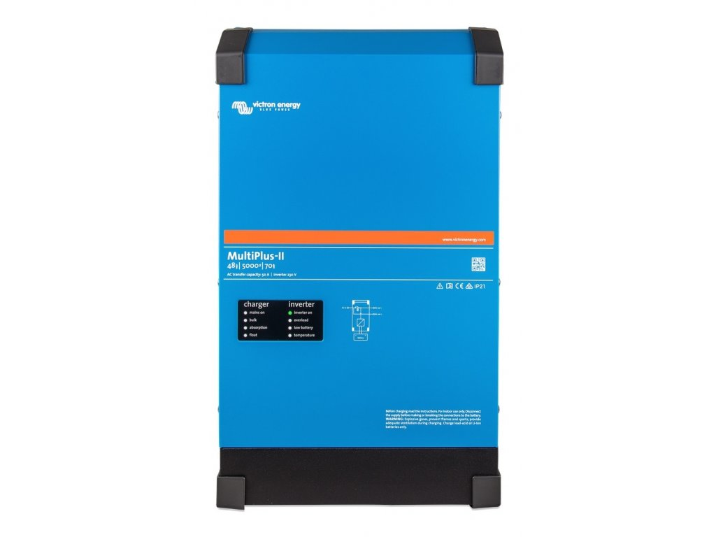 7567 O victron energy multiplus ii 48v 5kva front