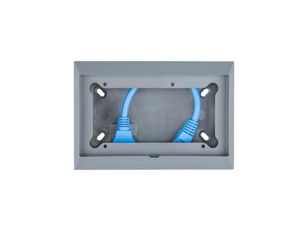 6092 O montazni ramecek victron energy 65 x 120mm pro gx panely