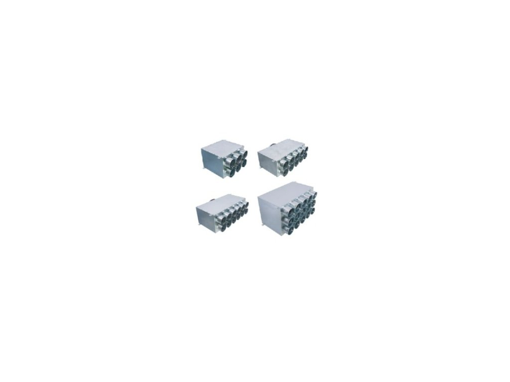 Rozdeľovací box RT - priame pripojenie