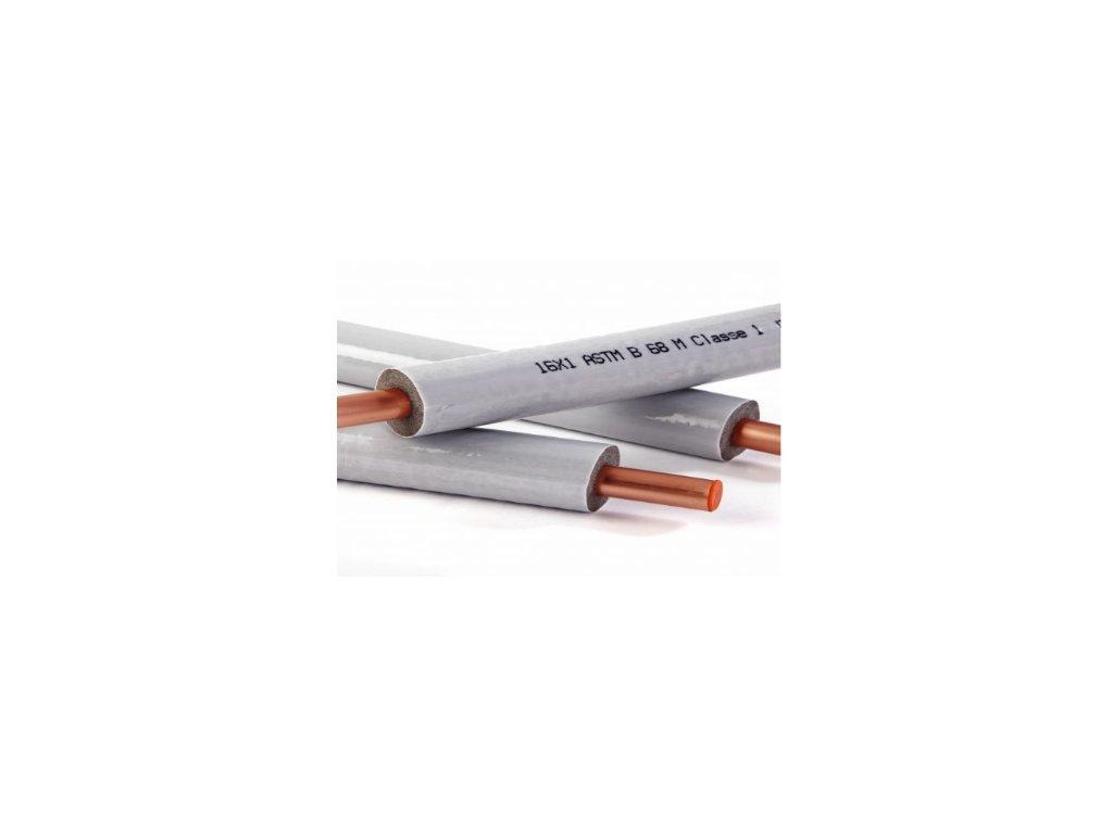 Medené potrubie  Clim Platinum 1/4 - 6 hrúbka steny 1 mm (50m)