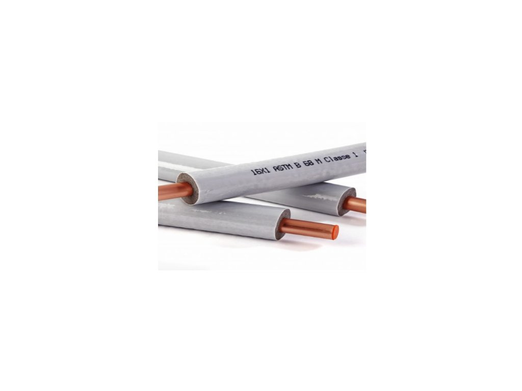 Medené potrubie  Clim Platinum 3/8 - 10 hrúbka steny 0,8 mm (50m)