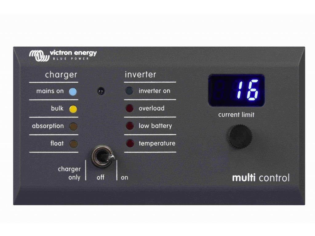 Digitální multifunkční panel 200/200A GX