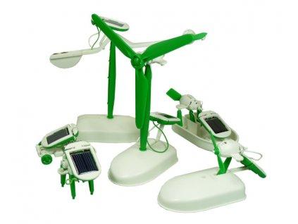 Solárna hračka POWERplus CHAMELEON 6v1