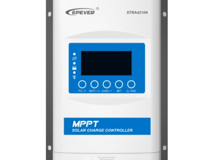 MPPT solárny regulátor EPsolar 100VDC/ 10A séria XTRA - 12/24V