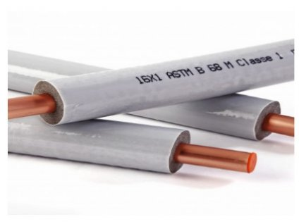 Medené potrubie  Clim Platinum 1/4 - 6 hrúbka steny 0,8 mm