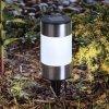 Solárna záhradná LED lampa