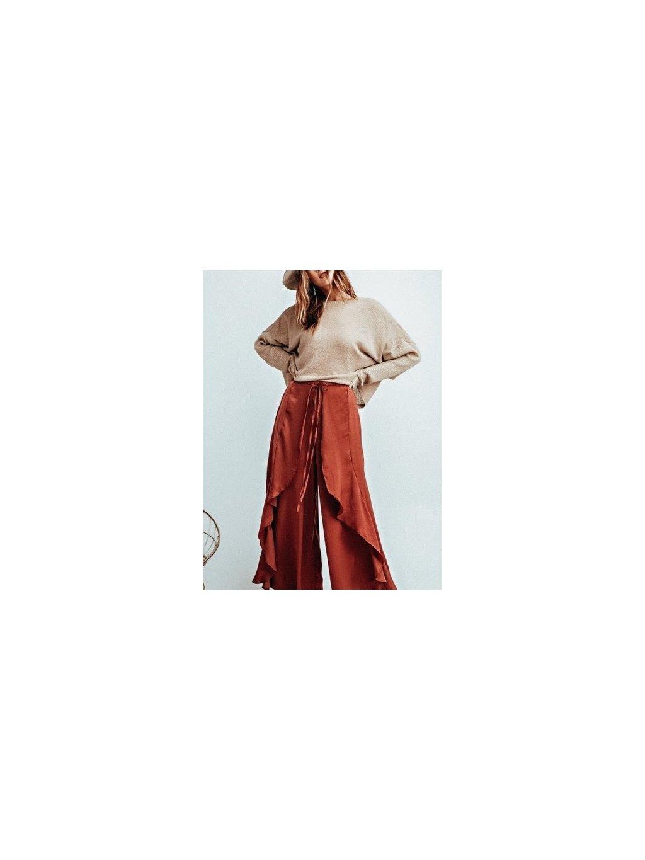 red bean kalhoty
