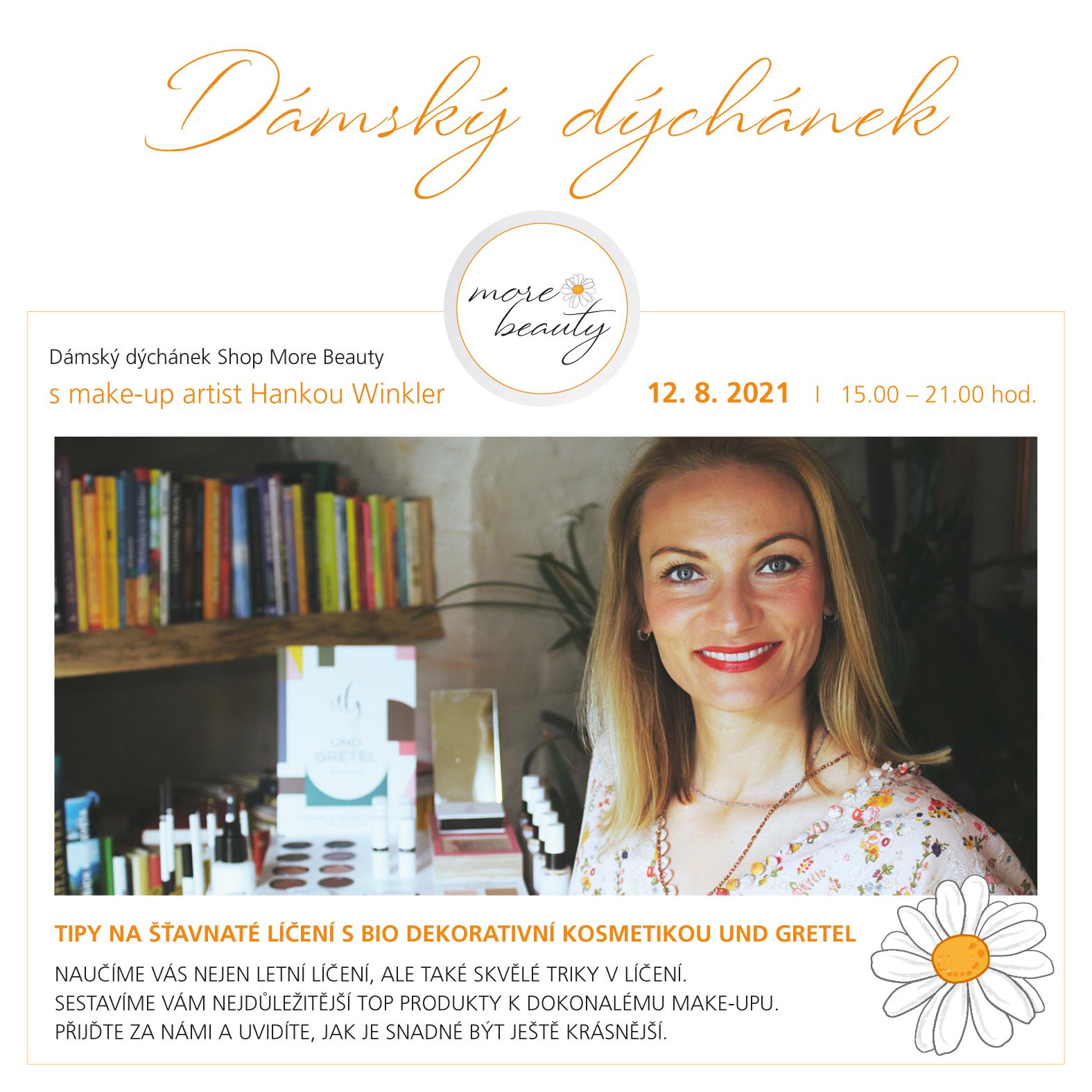 DÁMSKÝ DÝCHÁNEK Shop More Beauty