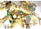 Šperky s léčivou silou minerálů a talismanů