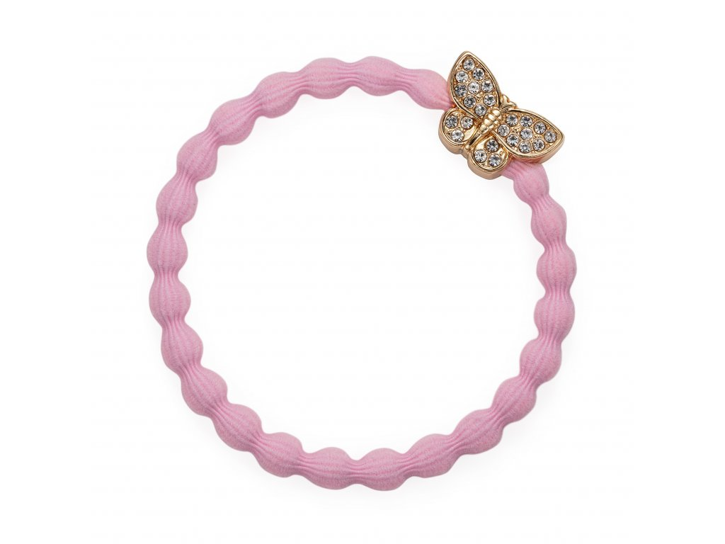 Bling Butterfly Soft Pink