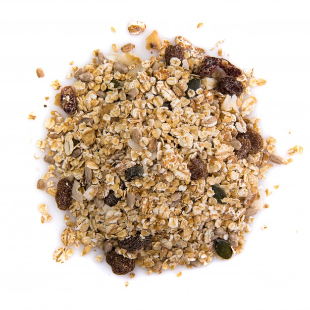 Vynikající domácí granola, po které se zapráší