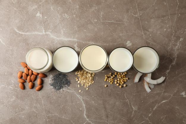 mleko-rostlinne