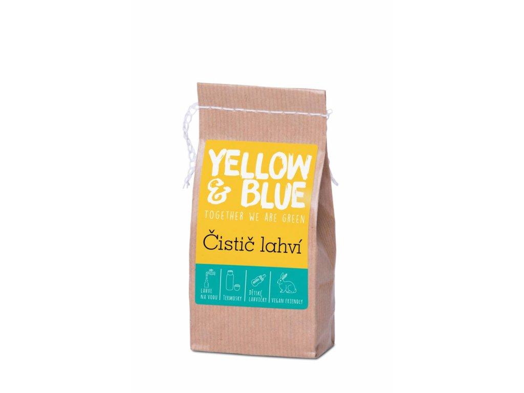 Tierra Verde – Čistič lahví (Yellow & Blue), 250 g