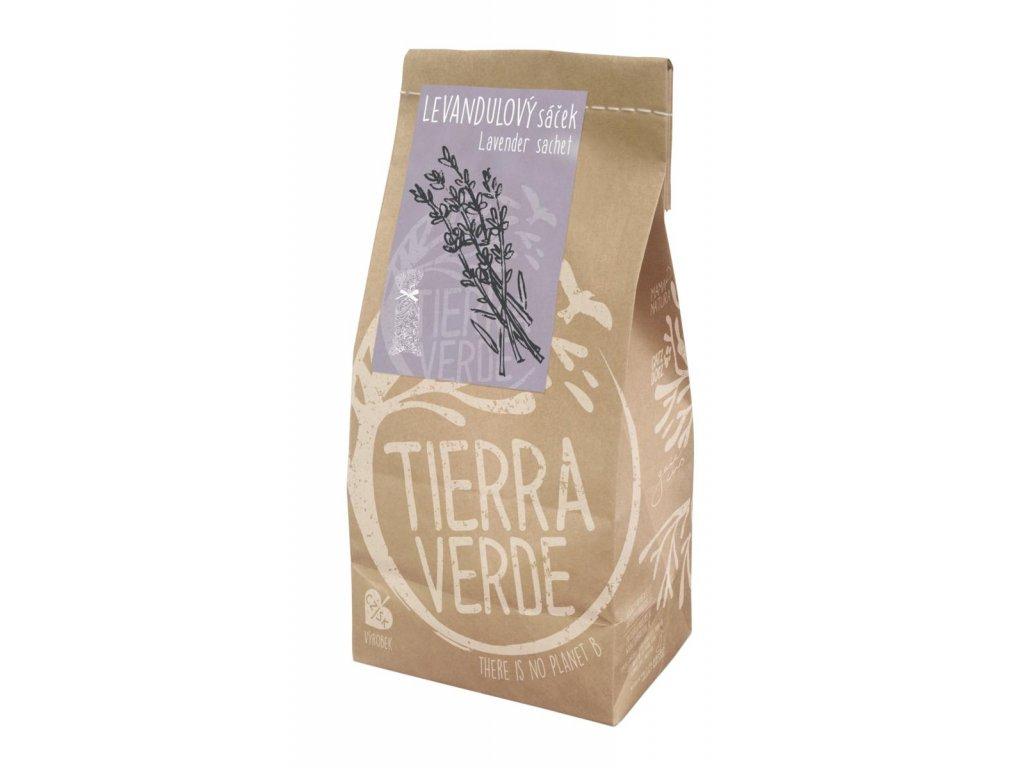 Tierra Verde – Levandulový sáček, 10 ks