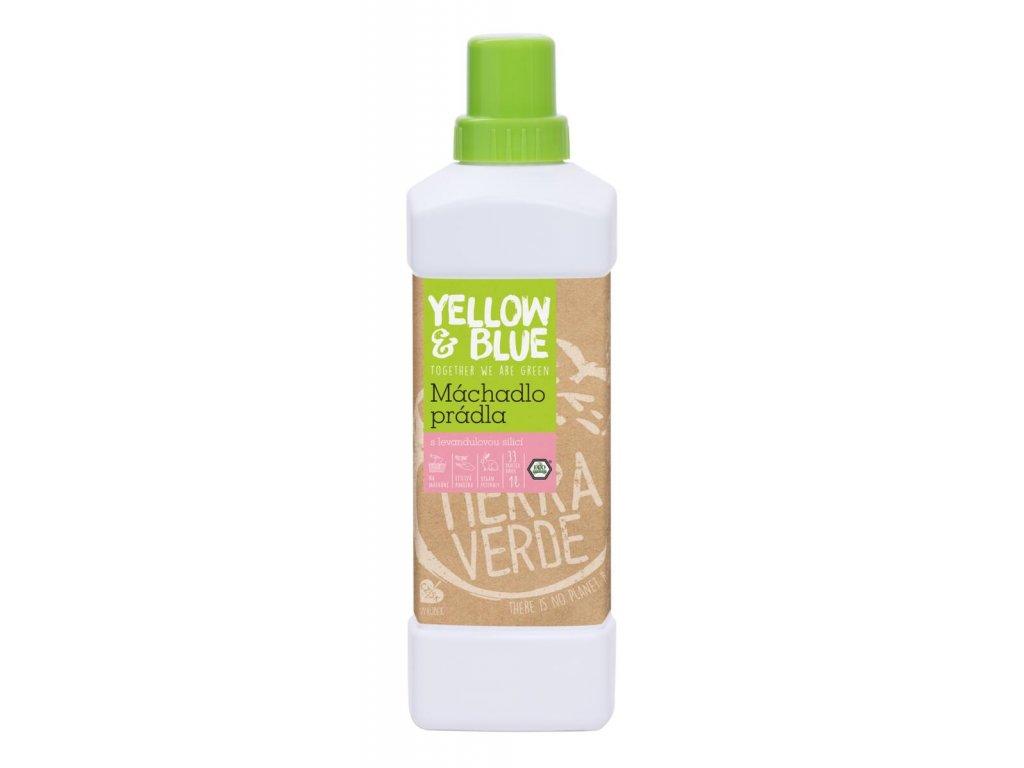 Tierra Verde – Máchadlo prádla (Yellow & Blue), 1 l