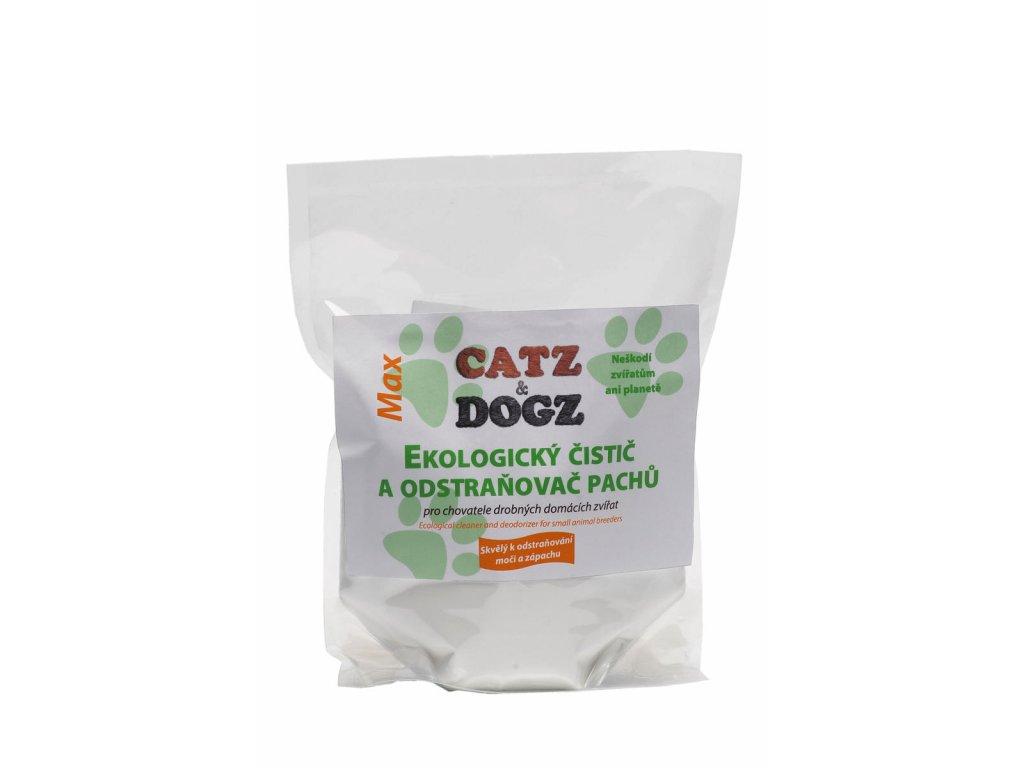Tierra Verde – Max – odstraňovač pachů (Catz & Dogz), 1 kg