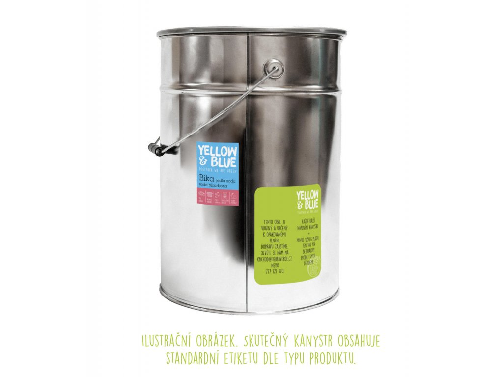 Tierra Verde – Mleté olivové mýdlo (Yellow & Blue), 10 kg