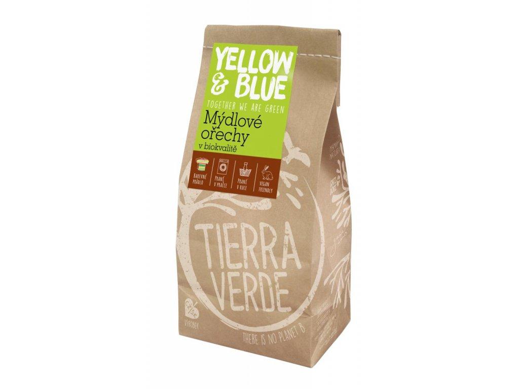 Tierra Verde – Mýdlové ořechy (Yellow & Blue), 500 g