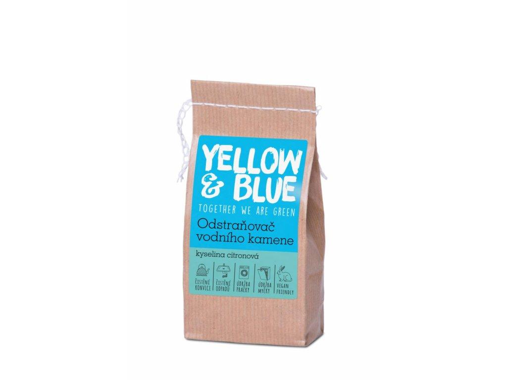Tierra Verde – Odstraňovač vodního kamene – kyselina citronová (Yellow & Blue), 250 g