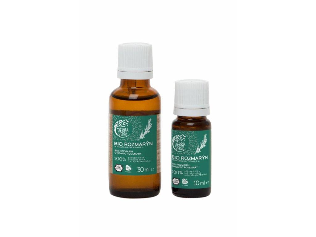 Tierra Verde – Silice BIO Rozmarýn, 10 ml