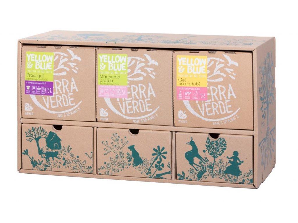 Tierra Verde – Stáčecí stojan na doma