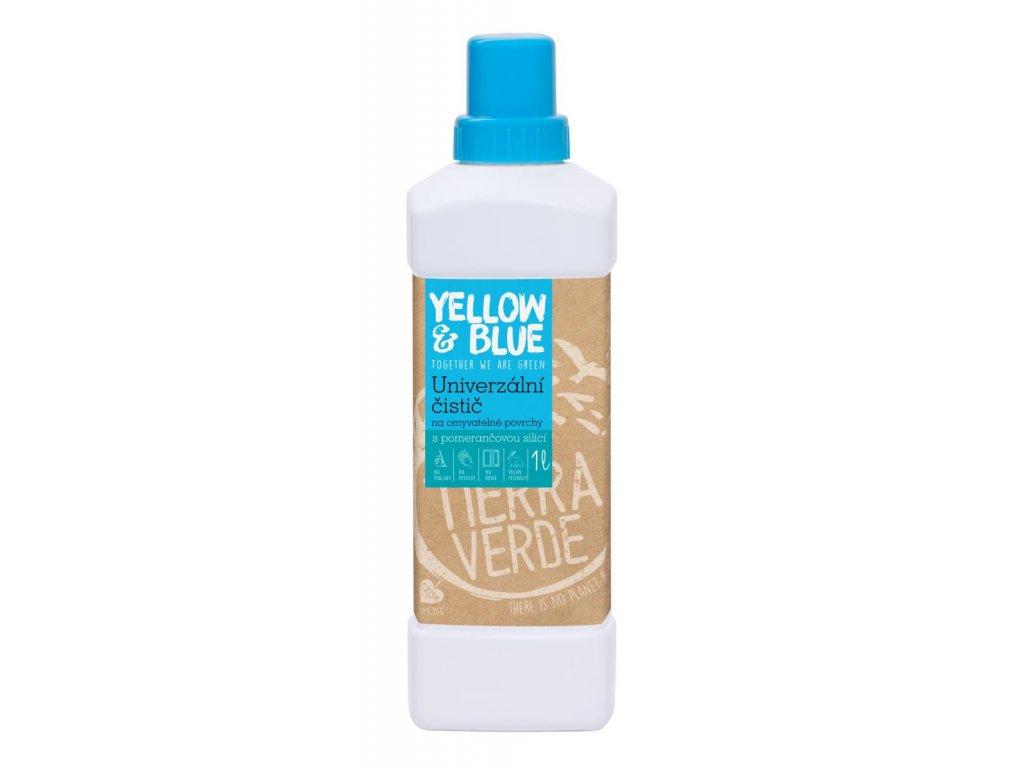 Tierra Verde – Univerzální čistič (Yellow & Blue), 1 l