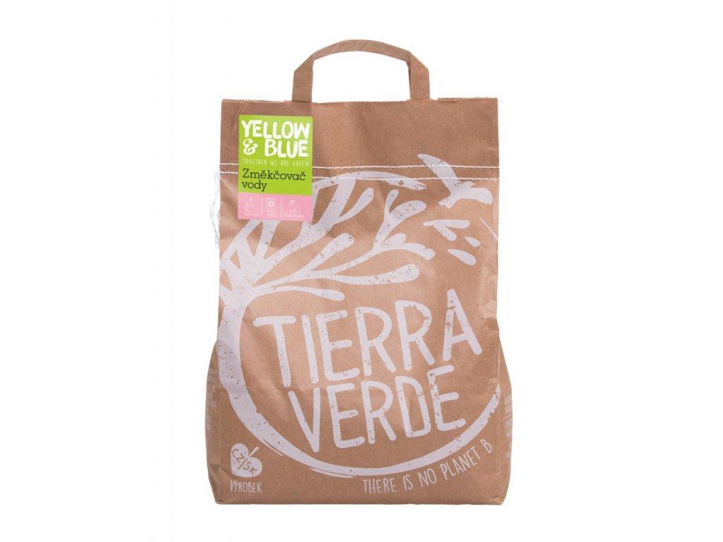 Tierra Verde – Změkčovač vody (Yellow & Blue), 5 kg