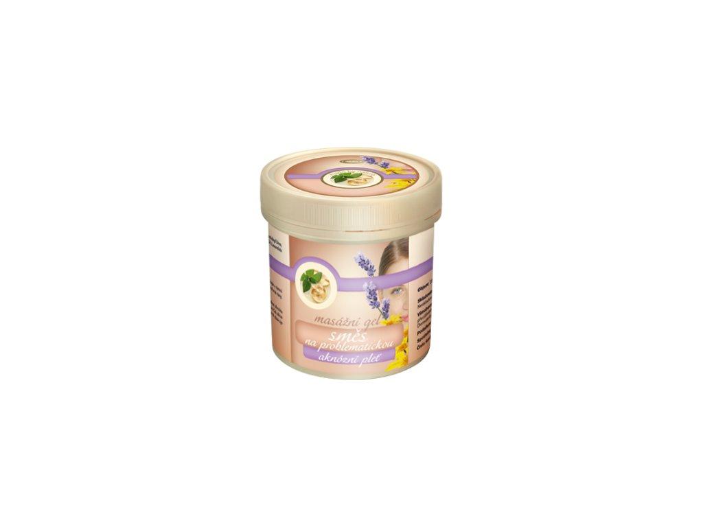 TOPVET Akne gel - směs proti akné 250ml
