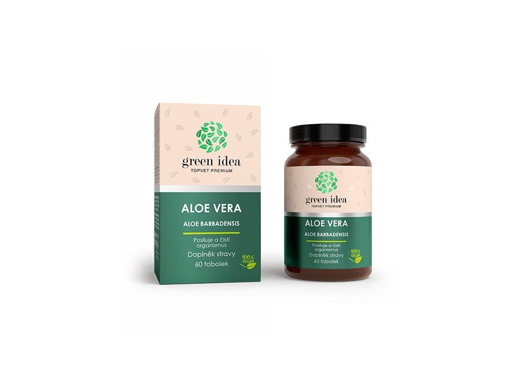TOPVET Aloe vera bylinný extrakt