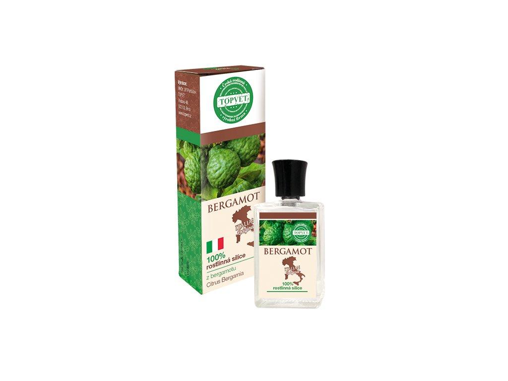 TOPVET Bergamot - 100% silice 10ml