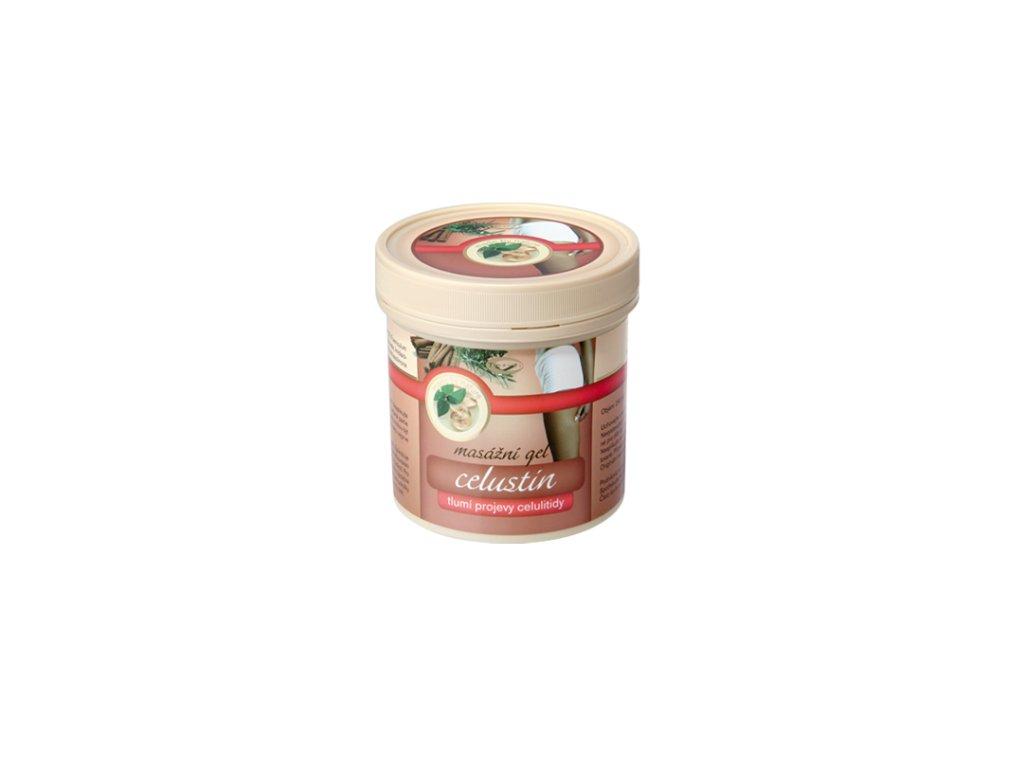 TOPVET Celustin masážní gel 250ml
