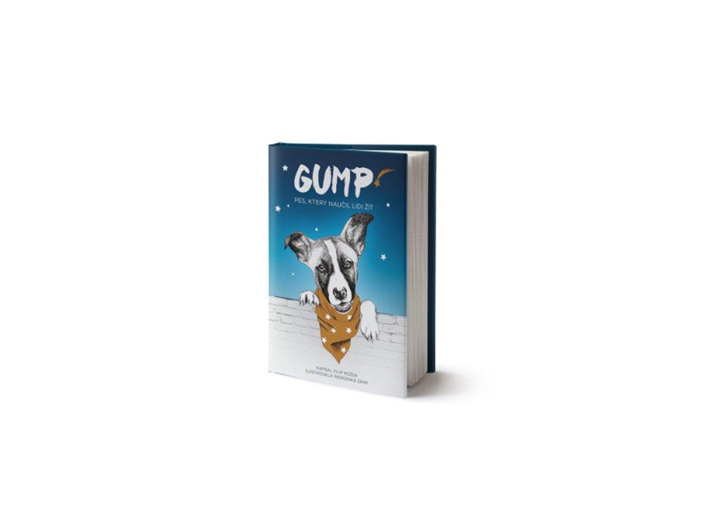 TOPVET GUMP - Pes který naučil lidi žít