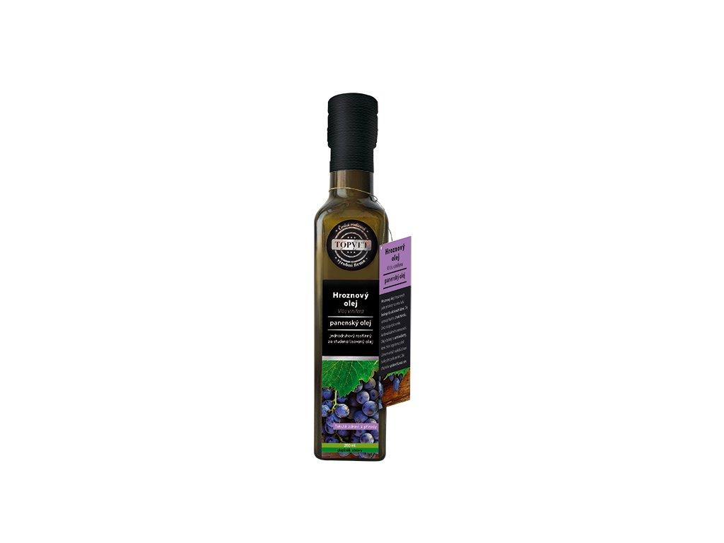 TOPVET Hroznový olej 250ml