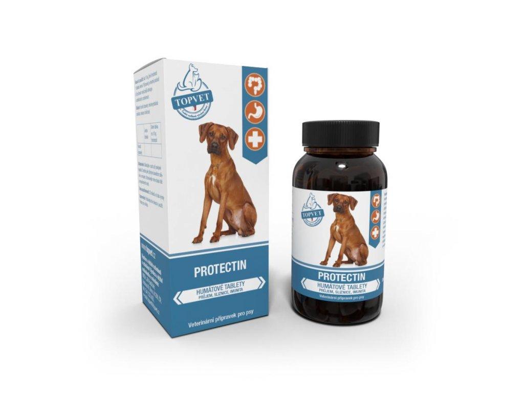TOPVET Humátové tablety - Protectin