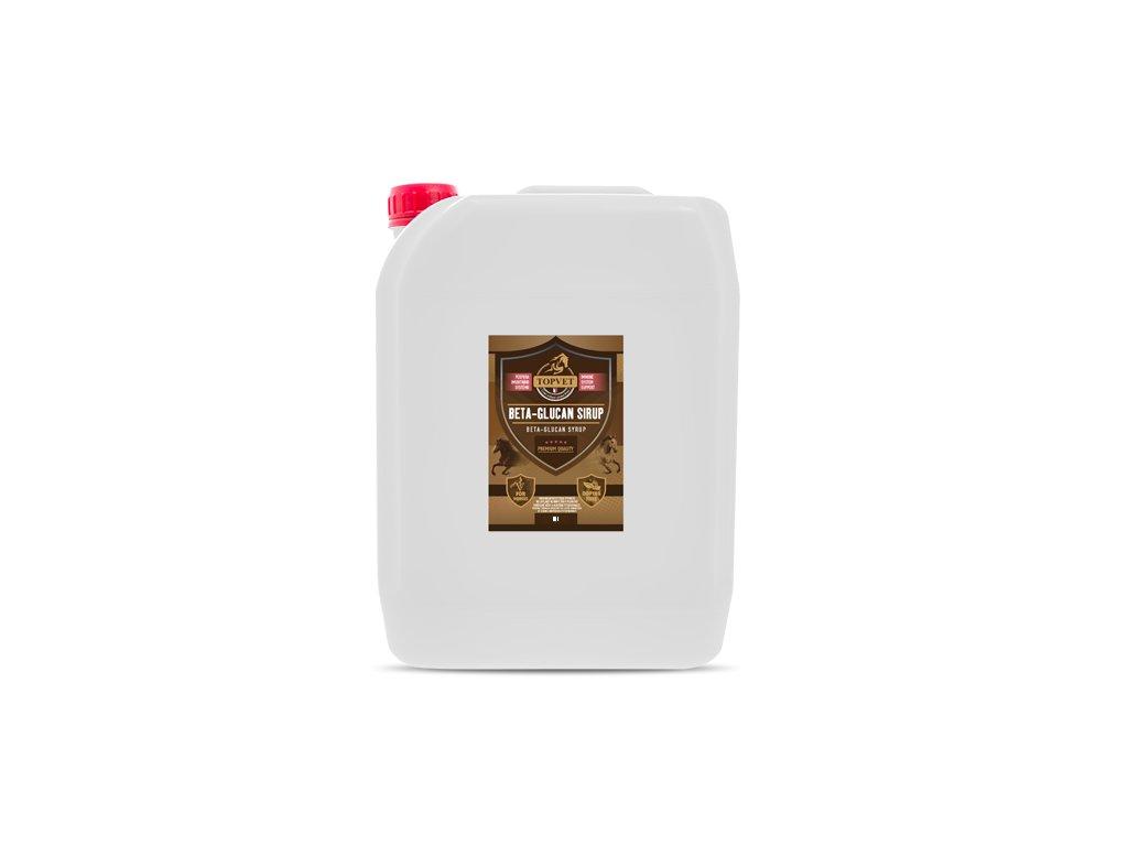 TOPVET Sirup Beta-Glucan 10 l 10000ml