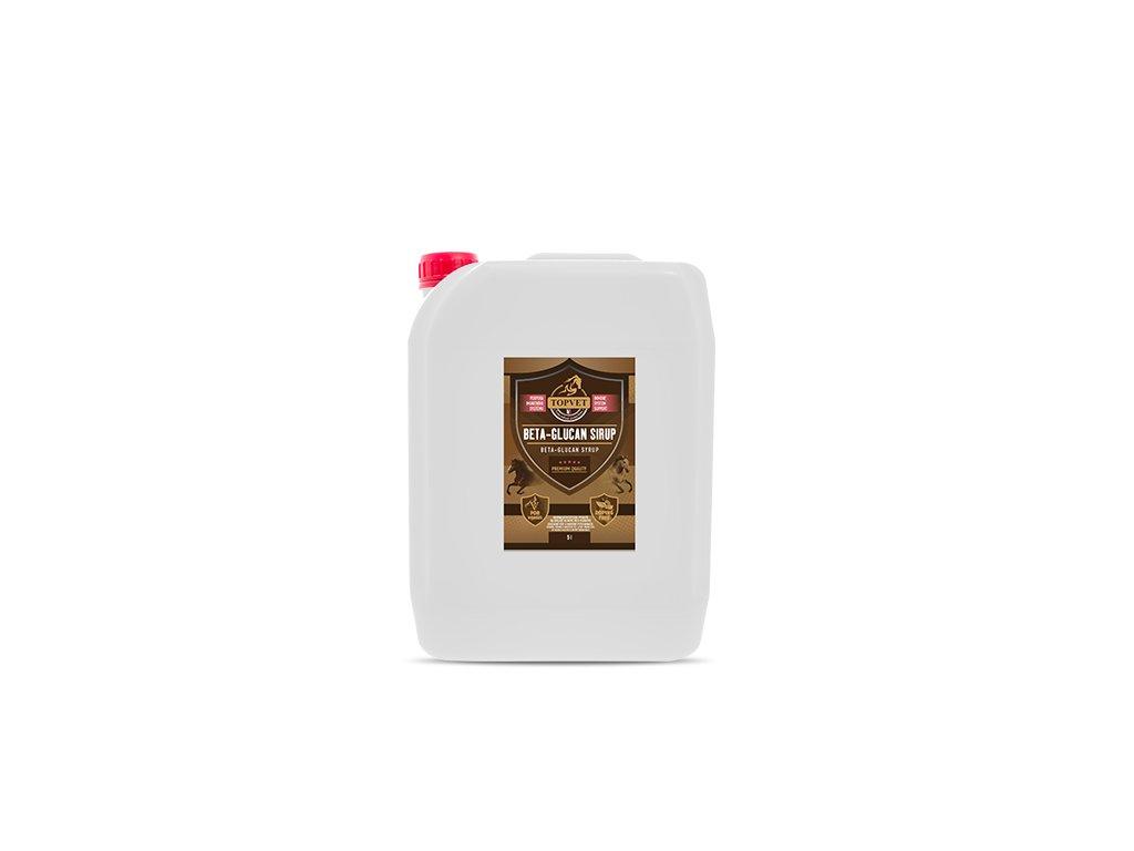 TOPVET Sirup Beta-Glucan 5 l 5000ml
