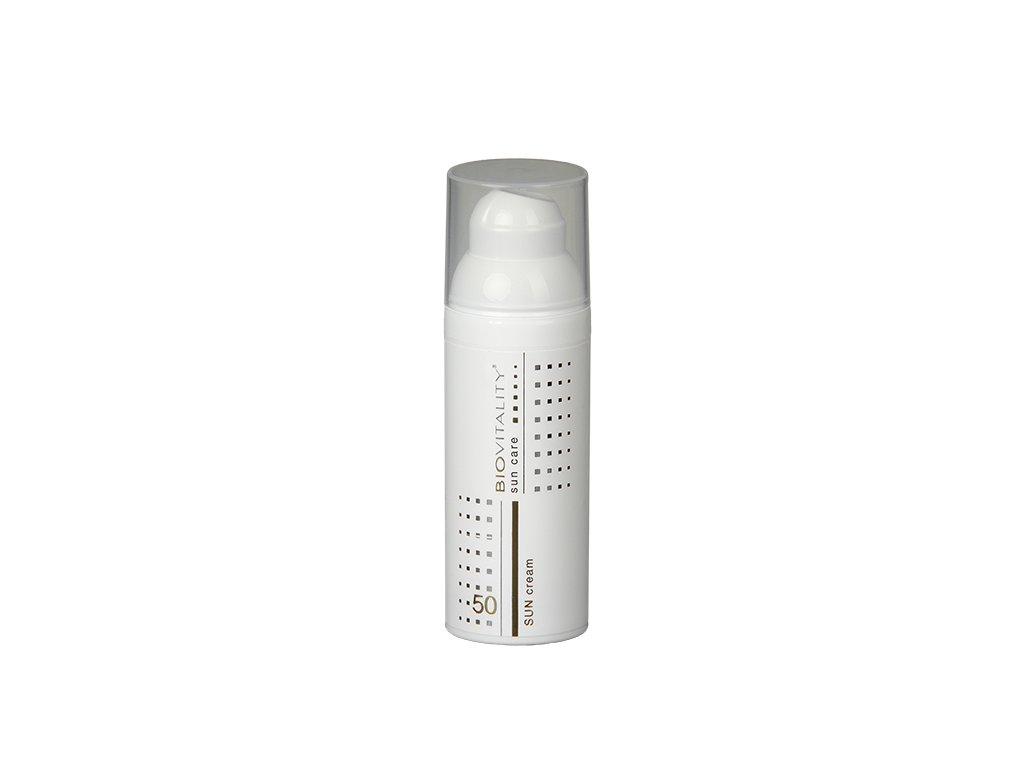 Biovitality Sun cream SPF 50 - sun care 50ml