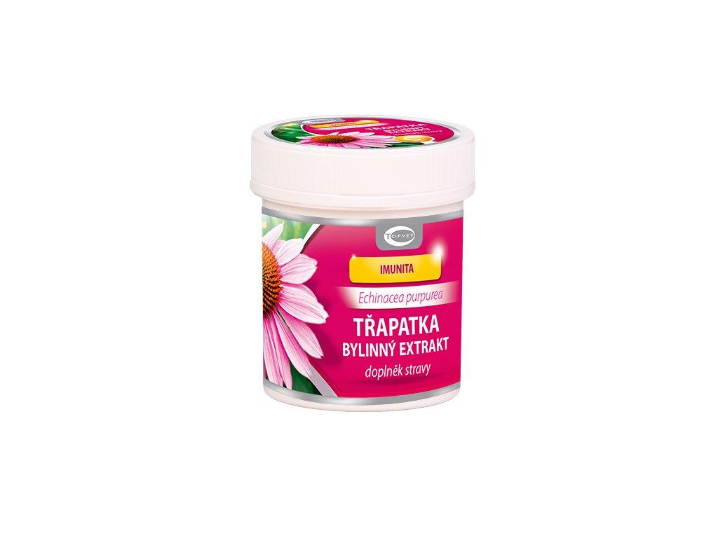 TOPVET Třapatka bylinný extrakt - Echinacea