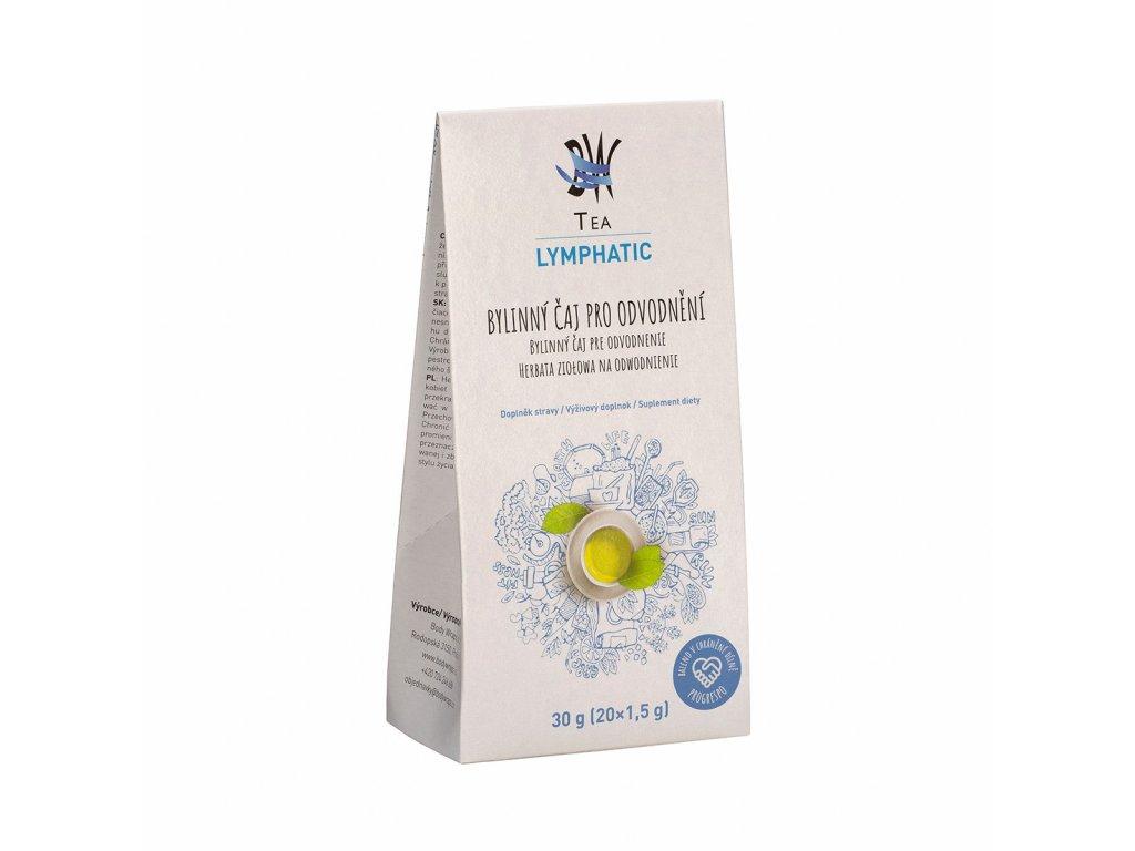 Dr.nek Tea Lymphatic čaj na odvodnění 20 sáčků x 1,5g -