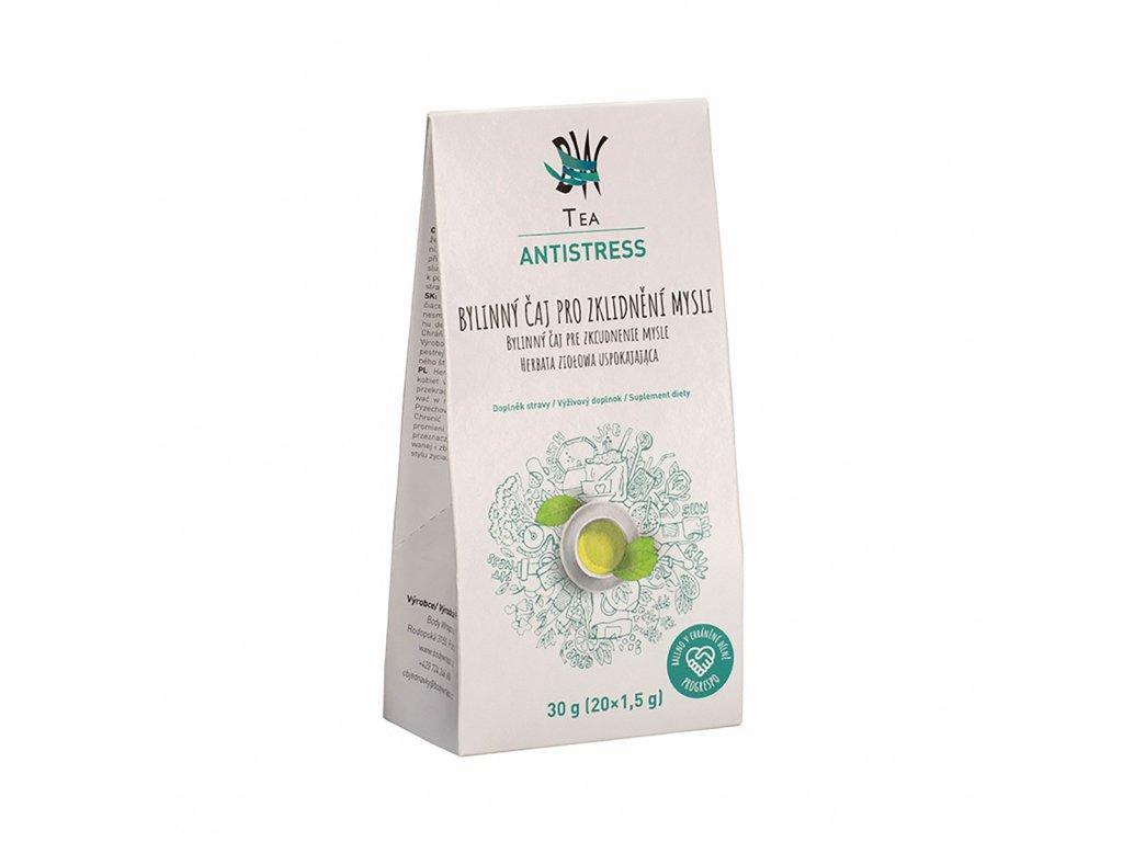 Dr.nek Tea Antistress čaj pro posílení mysli 20 sáčků x 1,5g -