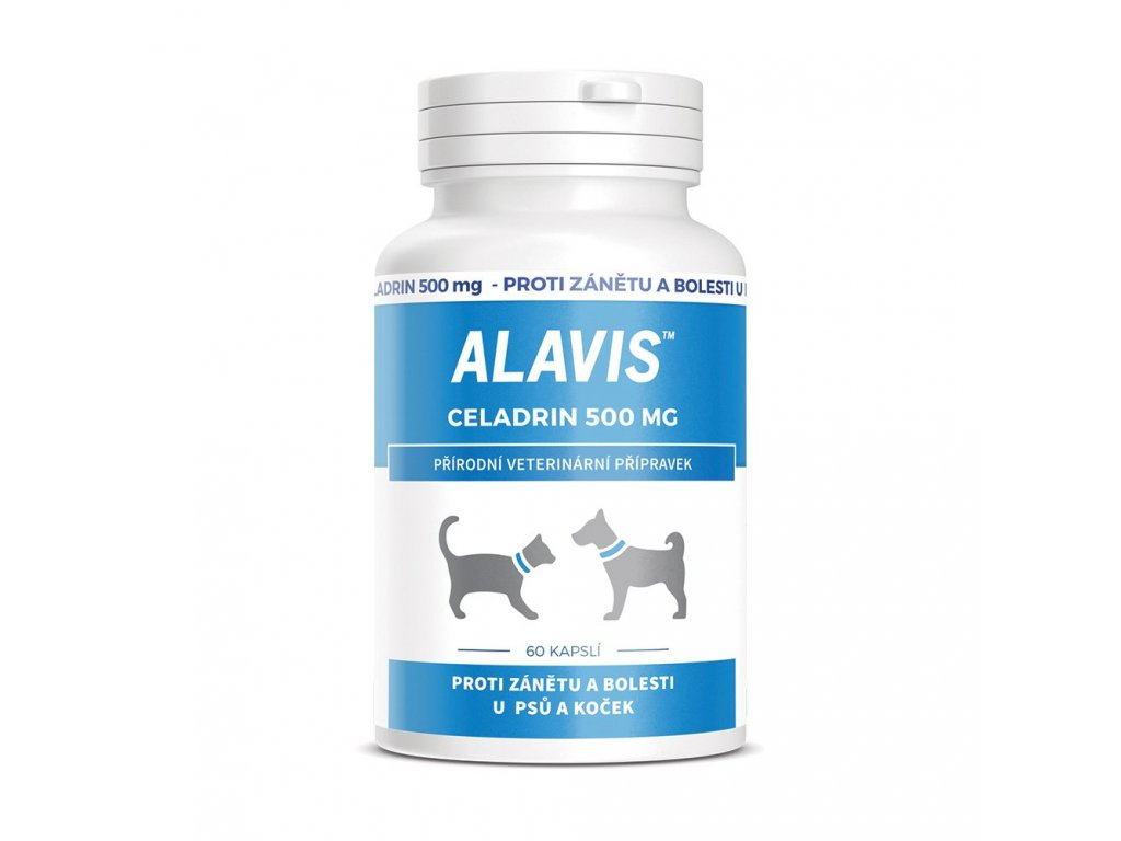 ALAVIS Celadrin 500 mg 60tbl 1410201915375267595