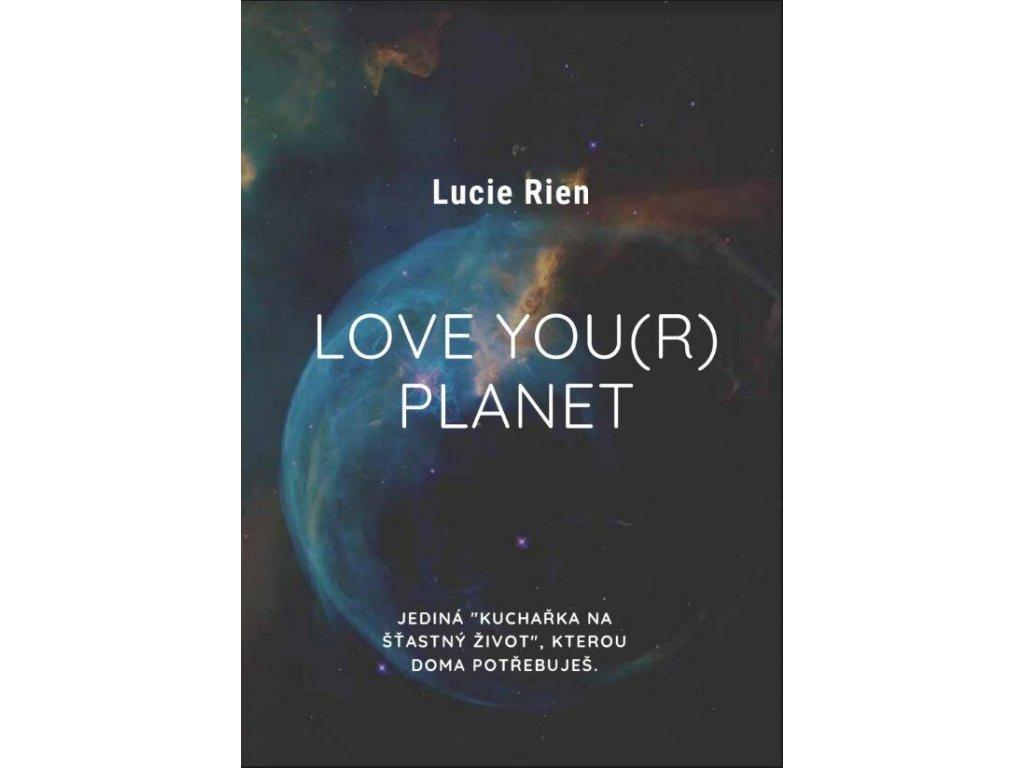 Tierra Verde – Love You(r) Planet - kniha