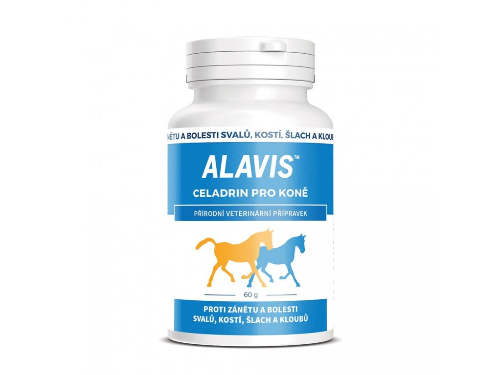 ALAVIS Celadrin pro kone 60g 1410201915385071525